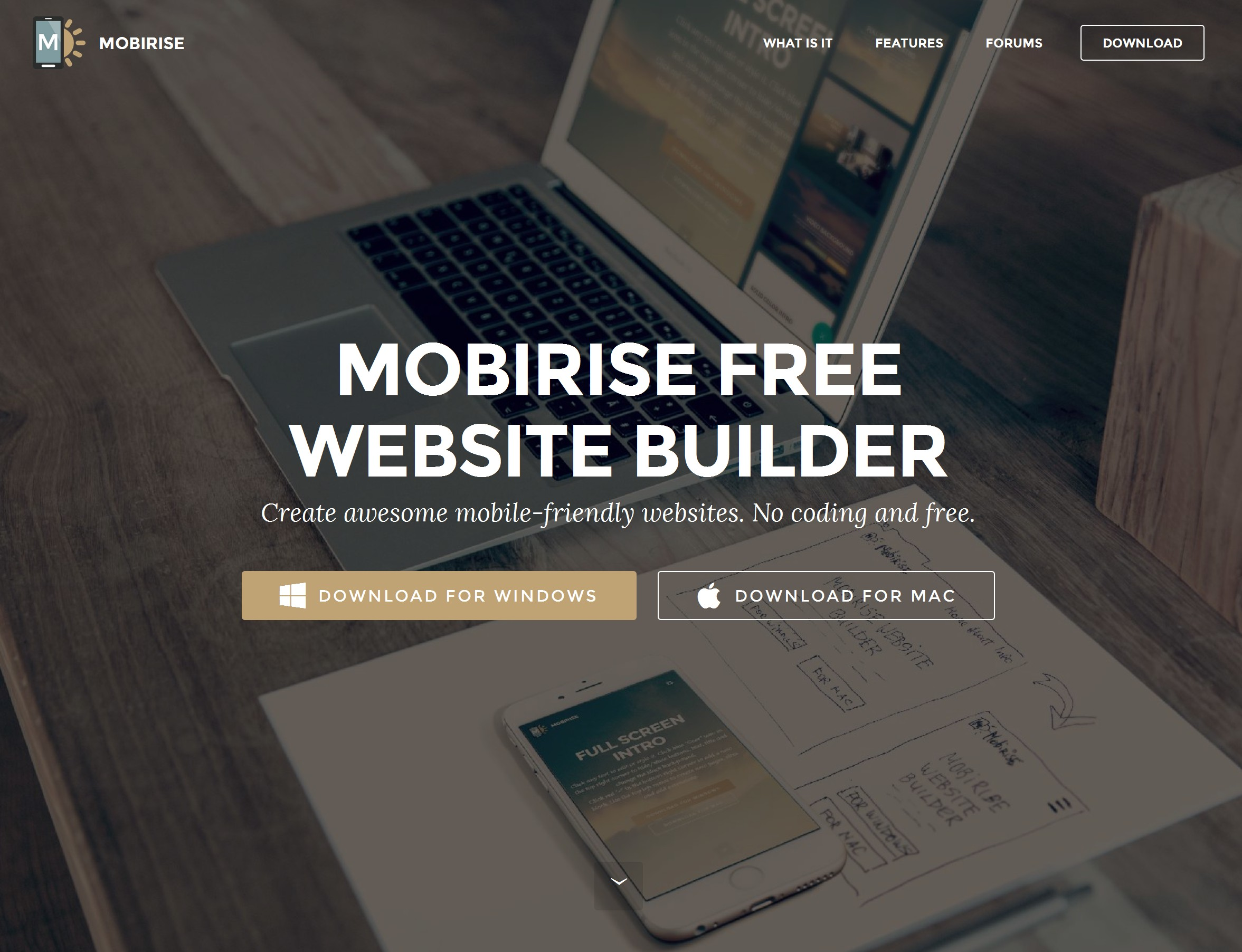 Simple Responsive Site Builder Review