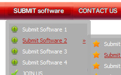 menu submenu in html Applets Java Menus Desplegables