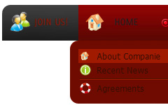 ajax menu example download Ajax Collapsible Menus Examples