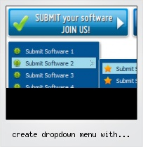 Create Dropdown Menu With Javascript