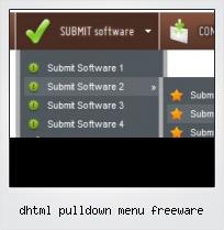 Dhtml Pulldown Menu Freeware