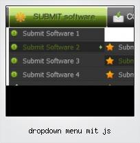 Dropdown Menu Mit Js