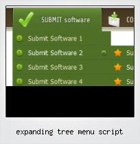 Expanding Tree Menu Script