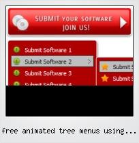 Free Animated Tree Menus Using Javascript