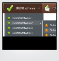 Free Sample Horizontal Menu With Mouseover