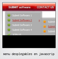 Menu Desplegables En Javascrip