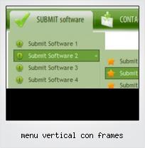 Menu Vertical Con Frames