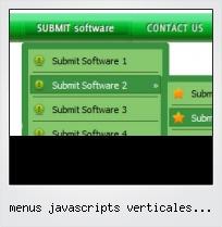 Menus Javascripts Verticales Gratis