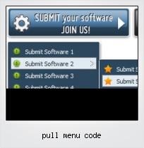 Pull Menu Code