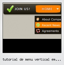 Tutorial De Menu Vertical Em Javascript