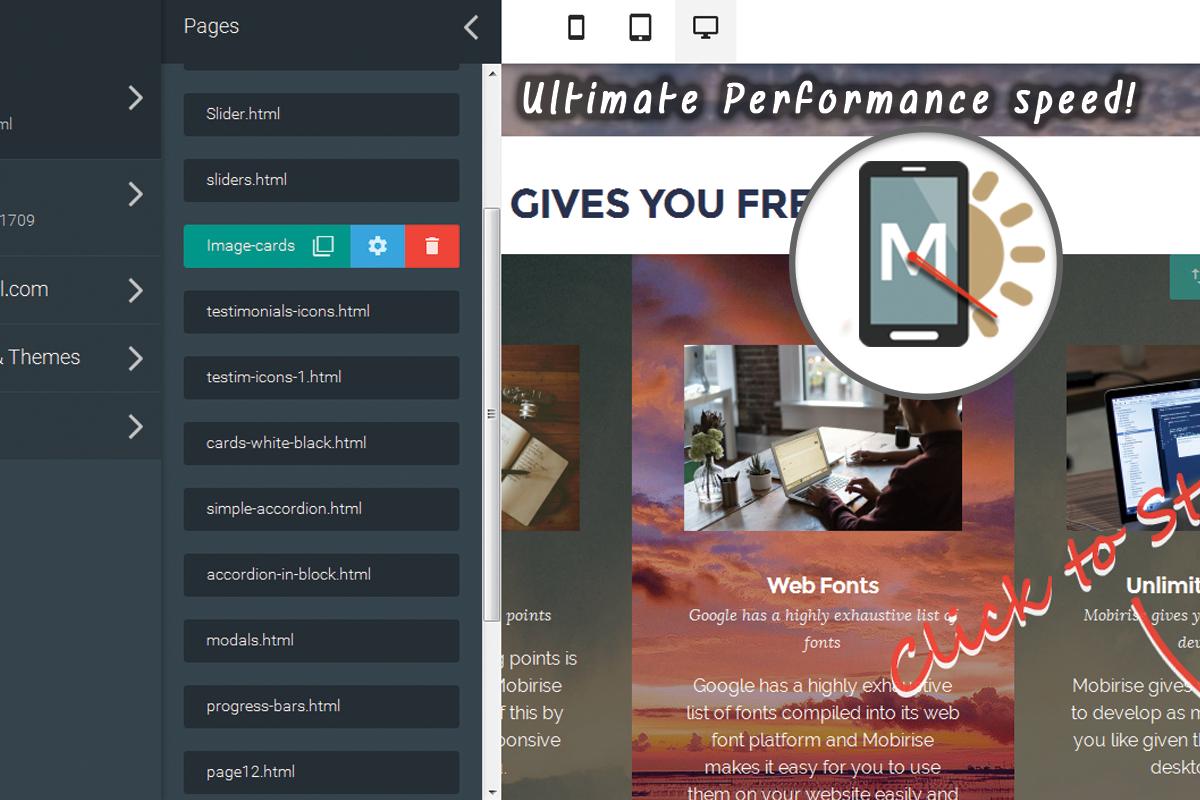 Best Free Web Generator Software