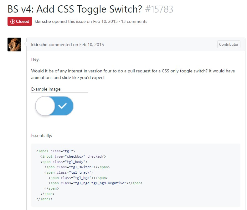 Tips on how to  include CSS toggle switch?