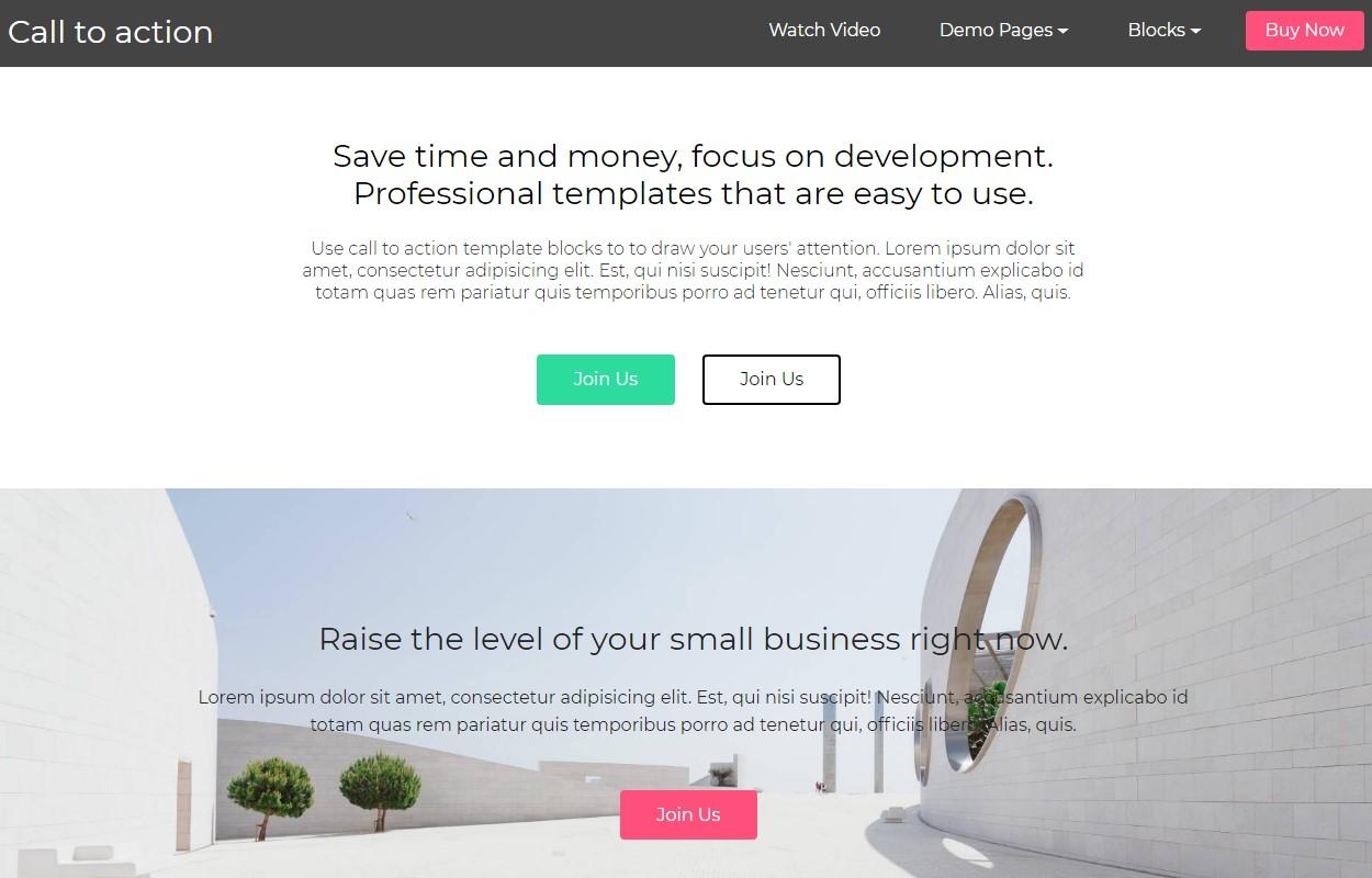 Demo HTML