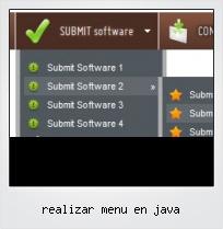 Realizar Menu En Java